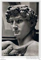FIRENZE:  GALLERIA  ACCADEMIA  -  IL  DAVID  DI  MICHELANGELO  -  FOTO  -  FG - Musei