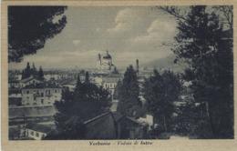 VERBANIA -F/P B/N -VIAGGIATA 1941 -  VEDUTA DI INTRA (150919) - Verbania