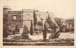 ROCHEGUDE - Entrée Du Chateau. - France