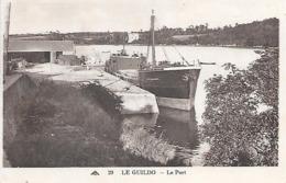LE GUILDO  ( 22 ) - Le Port - France