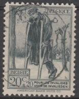 220 Invalides De Guerre /Oorlogsinvaliden Oblit/gestp Centrale - Usados