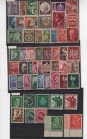 ALL-R24 - ALLEMAGNE Lot De 56 Val. Entre N° 721 Et 824 Neufs**/* - Unused Stamps