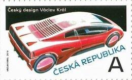 ** 1045 Czech Republic Czech Design Vaclav Kral 2019 - Tschechische Republik