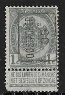 Oostacker 1905  Nr. 687A - Precancels