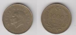 1000 LIRA 1990 - Turquie