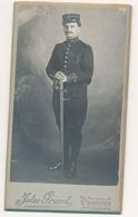 PETITE PHOTO MILITAIRE (DIM 4.5 X 8 ) - 53 Eme (LOUIS I) - Guerre, Militaire