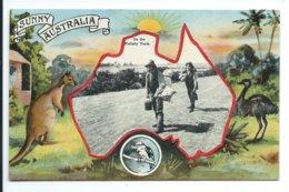 Australia - On The Wallaby Track - Sin Clasificación