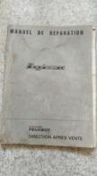 Manuel De Reparation - BAGHEERA - Automobile PEUGEOT - Ciencia & Tecnología