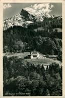 Berghof  Mit Hohem Gölt  Photo L Ammon 1950 - Berchtesgaden
