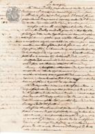 VP 1 FEUILLE - 1853 - CONVENTION - ST AMOUR JURA - CORMOZ - ST TRIVIER DE COURTE AIN - Manuscrits