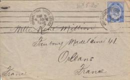 AFRIQUE DU SUD - 1916 - Lettre Pour La France - South Africa (...-1961)