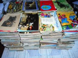 Lot De 4600 Cartes Postales Grands Formats - Nombreux Thèmes + Divers Formats Et Papiers - Cartes Postales