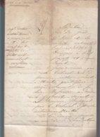 Nantes / Mai 1856 / Jugement Prouvant Que Le Sieur Druneau A été Inscrit à Tort Comme étant Du Sexe Féminin - Cachets Généralité