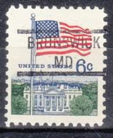 USA Precancel Vorausentwertung Preo, Locals Maryland, Brunswick 841 - Vereinigte Staaten
