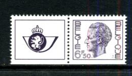 Belgique COB 1764e ** - Carnets 1953-....