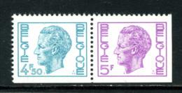 Belgique COB 1763a ** - Carnets 1953-....