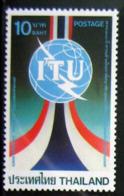 Thailand Stamp 1985 100th Of International Telecommunications Union Membership - Thailand