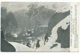 Climbing The Snow-Clad Heights Of The Australian Alps - Bendigo