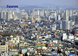 South Korea Suwon Aerial View New Postcard Südkorea AK - Corea Del Sud