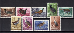 Yugoslavia,III Fauna 1958.,MNH - 1945-1992 República Federal Socialista De Yugoslavia