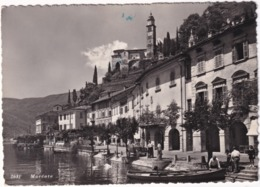Morcote: OPEL KADETT CABRIO-COACH '37 -  (Ticino, Schweiz/Suisse) - 1951 - Toerisme