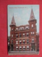 Eastman College Poughkeepsie New York     Ref 3620 - NY - New York