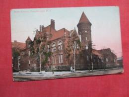 State Armory  Poughkeepsie New York     Ref 3620 - NY - New York