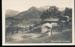 Autriche --- Alpenwirtschaft Hochlenzer - Autriche