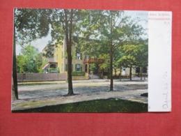 Lyndon Hall School   Poughkeepsie New York     Ref 3620 - NY - New York