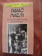 Et Vous êtes Prié D'assister Au Meurtre De... De Ngaio Marsh L'heure Du Crime N° 1 - Libros, Revistas, Cómics