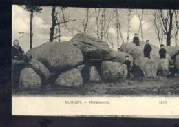 Borger - Hunebedden - 1907 - Pays-Bas