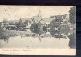 Giessen Nieuwkerk - 1905 - Grootrond Bleskensgraaf 1906 - Altri