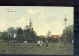 Nigtevecht - Ned Herv Kerk - 1907 - KLeinrond Nichtevecht - Niederlande