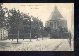 Willemstad - Herv Kerk - 1913 Grootrond - Autres