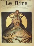 """REVUE """"LE RIRE""""-1898-180-Dessin LEANDRE-HUARD-FAIVRE-LE PETIT - Libri, Riviste, Fumetti"""