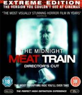 Bluray The Midnight Meat Train - DVD