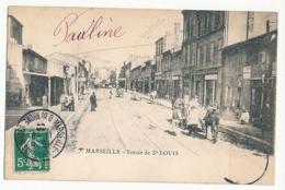 MARSEILLE - ENTREE DE ST LOUIS - Marseille