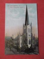 -First Presbyterian Church  Binghamton  New York >   Ref 3620 - NY - New York