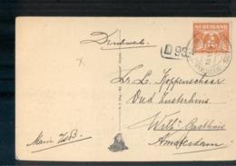 Noordwijk - 1927 - Marcofilia