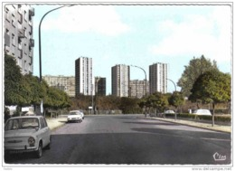 Carte Postale 93. Epinay-sur-Seine  Cité HLM Du Clos Des Sansonnets   Très Beau Plan - France