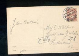 Beek Bij Nijmegen 2 - Langebalk - 1915 - Storia Postale