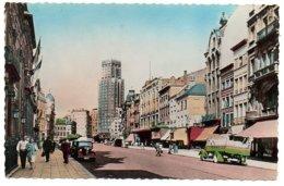 Antwerpen Meir En Boerentoren Anvers - Antwerpen