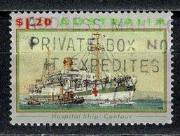Australie 1993 Yv 1301 (o) , SG 1400, Sc 1318 Hospital Ship - Centaur (o) Used - 1990-99 Elizabeth II