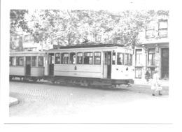 Brussel - Tram Lijn O Rouppeplaats-Sterrewacht. - Chemins De Fer, Gares