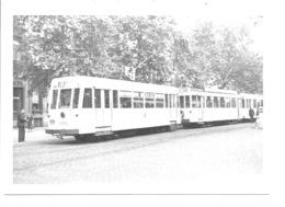 Brussel - Tram Brussel-Zuid. - Spoorwegen, Stations