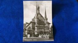 Wernigerode Harz Rathaus Germany - Wernigerode