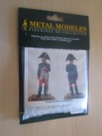 Figurine Métal TOP QUALITE à Monter Et Peindre METAL MODELES 54mm, CHEVAU-LEGER POLONAIS Vaut 23 € En Magasin - Small Figures