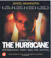 Bluray The Hurricane - DVD