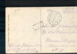 Soerendonk - Langebalk - 1914 - Militair Verzonden - Storia Postale