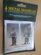 Figurine Métal TOP QUALITE à Monter Et Peindre METAL MODELES 54mm, HUSSARD 10e REGT 1808vaut 23 € En Magasin - Figurines